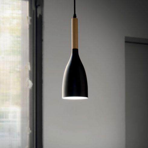 Lampa suspendata Manhattan SP1 Negru opera