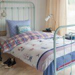 Lenjerie de pat copii stil Marin - Captain Ahoy