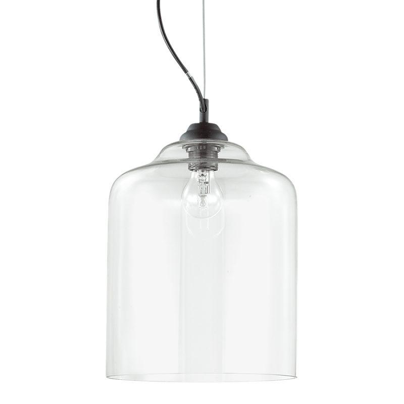 Pendul cilindric pentru tavan Ideal Lux Bistro' SP1