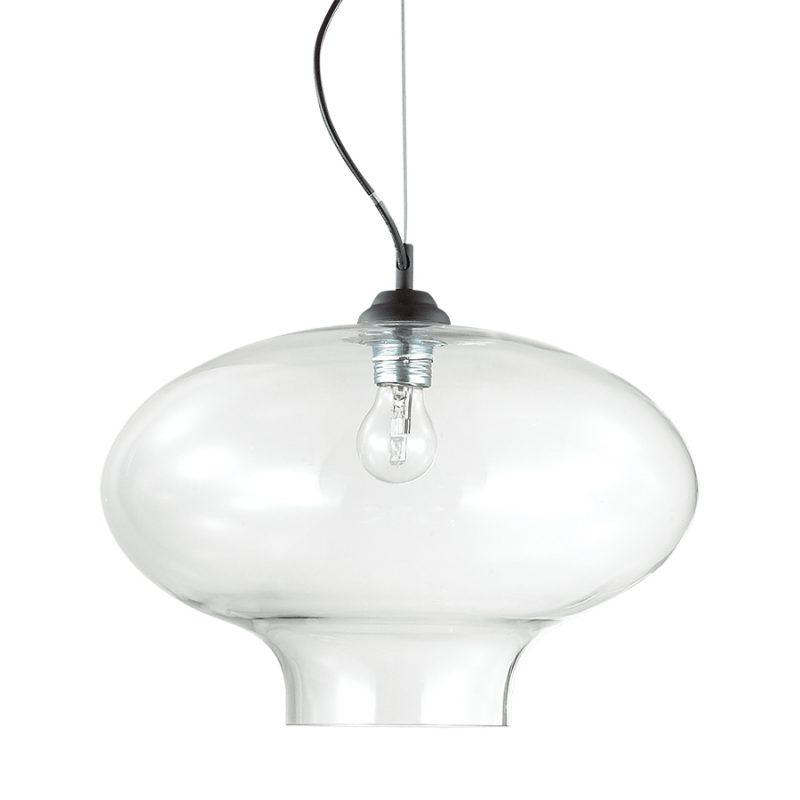 Pendul rotund pentru tavan Ideal Lux Bistro' SP1