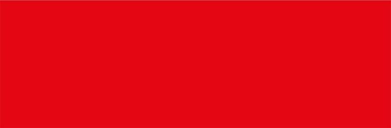 Autocolant Rosu Semafor mat 45 cm