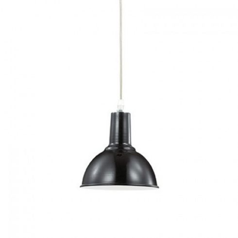 Lampa suspendata Ideal Lux - Benny SP1 Negru
