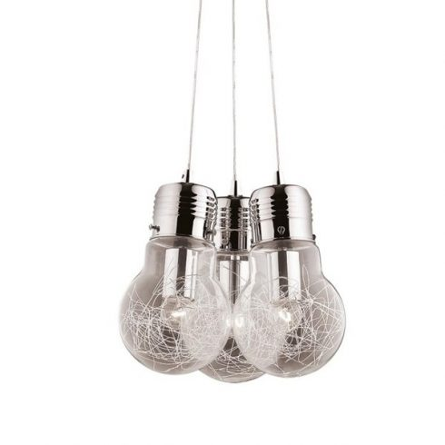 Lampa suspendata Ideal Lux - Luce Max SP3