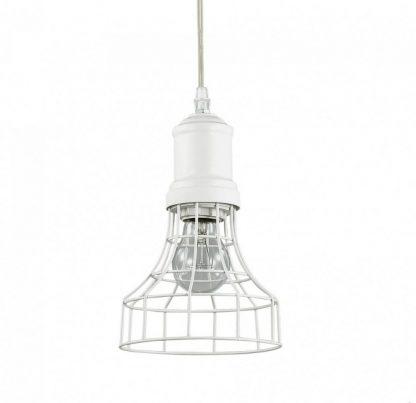 Corp de iluminat alb Ideal Lux - Cage SP1
