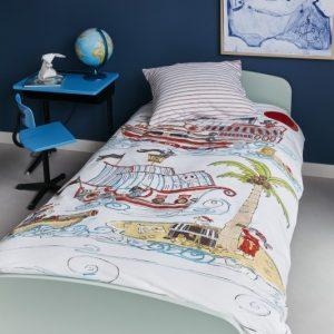 Lenjerie de pat copii - Corabia Piratilor Opera