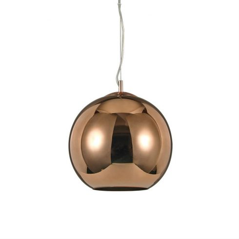 Lampa rotunda Ideal Lux - Nemo Cupru SP1 D30
