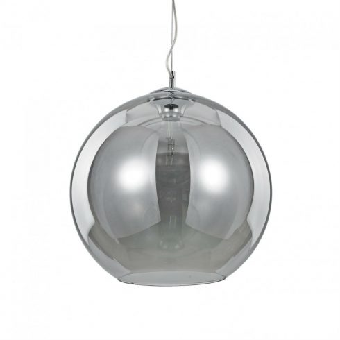 Lampa rotunda Ideal Lux - Nemo Fume SP1 D40