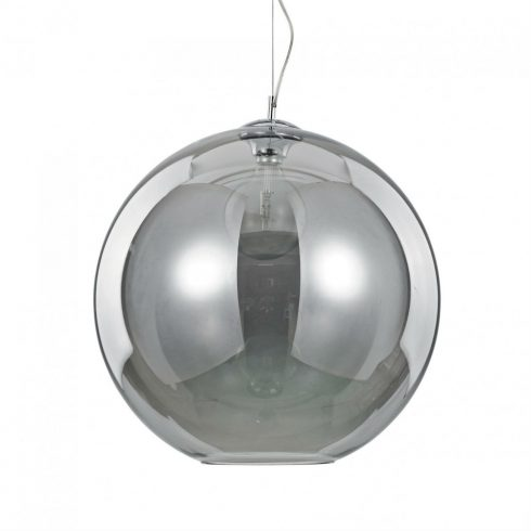 Lampa rotunda Ideal Lux - Nemo Fume SP1 D50