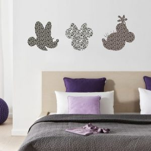 Sticker Minnie Mouse - Animal Print Produs Opera