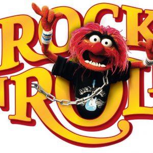 Sticker Muppets - Rock'n Roll Produs