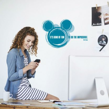 """Sticker Disney - """"It's kind of fun"""""""