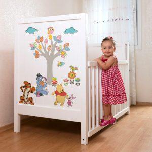 Sticker Copii Winnie the Pooh si Prietenii Interior