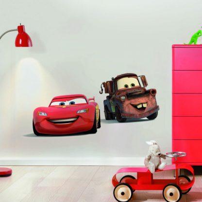 Sticker Cars - Fulger McQueen si Bucsa