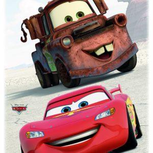 Sticker Cars - Fulger McQueen si Bucsa produs