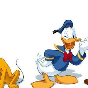 Sticker Mickey Mouse si Prietenii Detaliu 2
