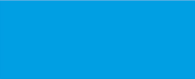 Windows sticky back plastic Transparent Blue