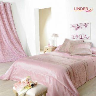Cuvertura roz matlasata - Milano