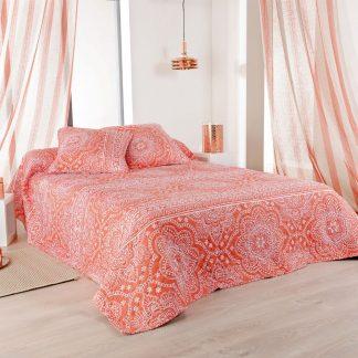 Cuvertura rosie matlasata - Mandale Catalog