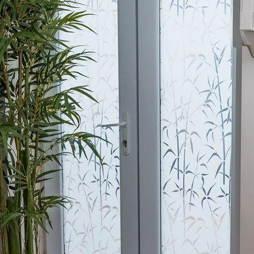 Folie geamuri bambus - Ambient 4