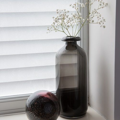 Folie geamuri jaluzele albe - Ambient 5