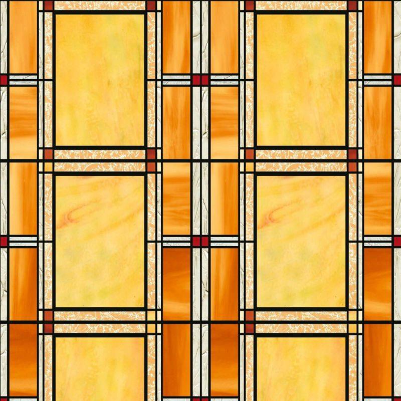Folie vitralii geam chihlimbar