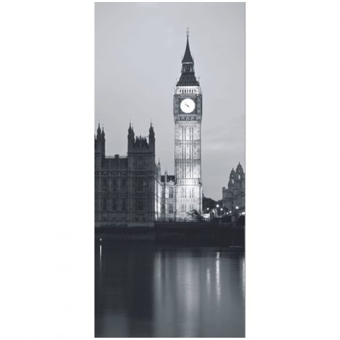 Fototapet pentru usa – London