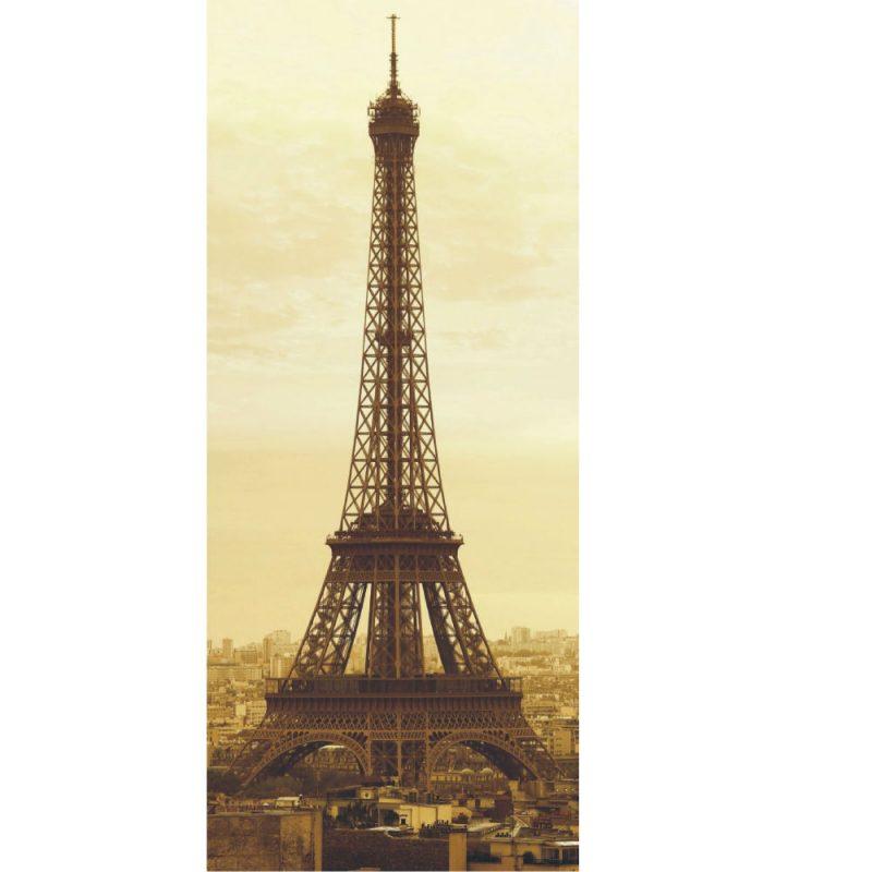Fototapet pentru usa Tour Eiffel