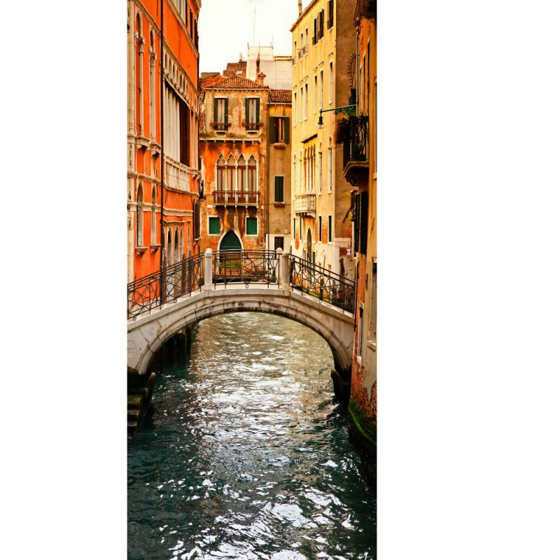 Fototapet pentru usa Venetia