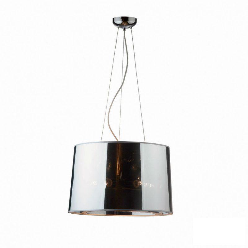 Lampa living pentru tavan Ideal Lux - London SP5 Crom