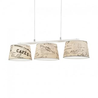 Lampa vintage Ideal Lux - Coffee SB3
