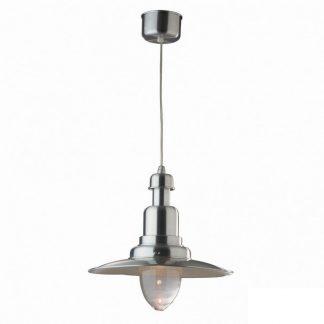 Lampa stil industrial Ideal Lux - Fiordi SP1 Aluminiu