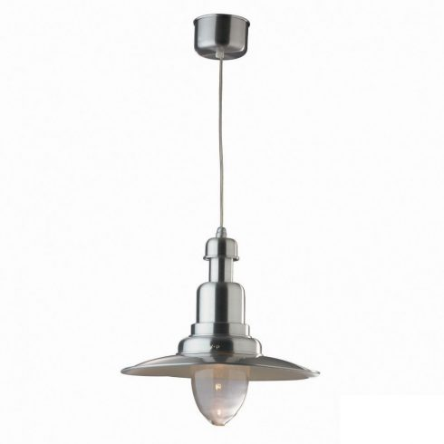 Lampa stil industrial Ideal Lux - Fiordi SP1 Aluminiu