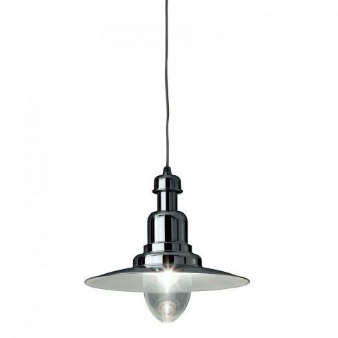 Lampa stil industrial Ideal Lux - Fiordi SP1 Crom