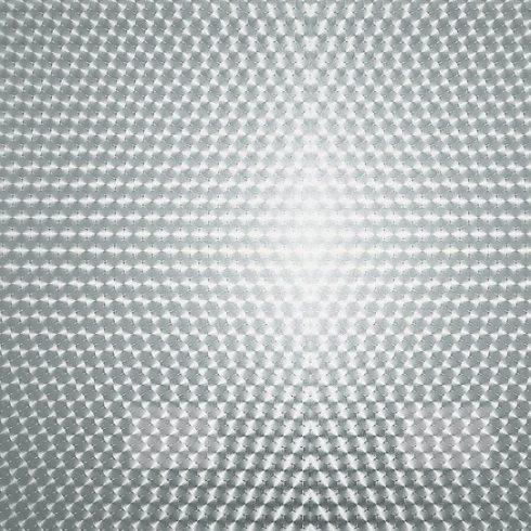 Folie geamuri Cercuri Metalice