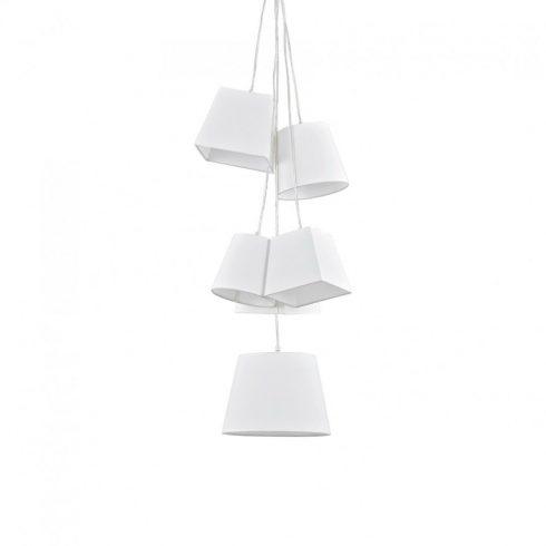 Lampa suspendata abajururi material textil - Hats SP6 Modern