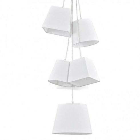 Lampa suspendata abajururi material textil - Hats SP6 Modern Close up