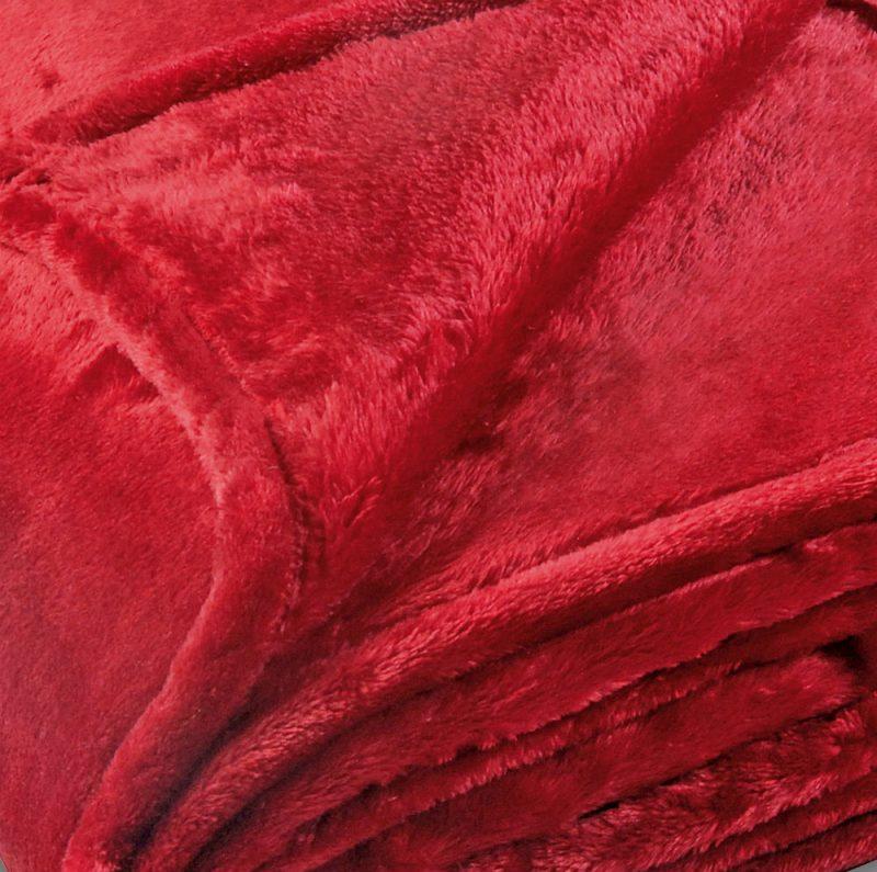 Patura rosie pufoasa – Pilonga Detaliu