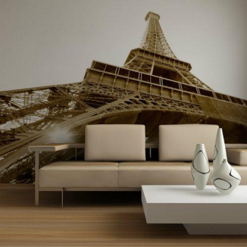 Fototapet Paris - Tour Eiffel - Interior