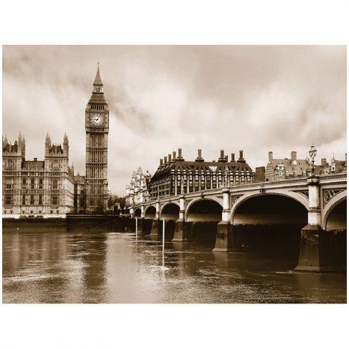 Fototapet Londra Sepia
