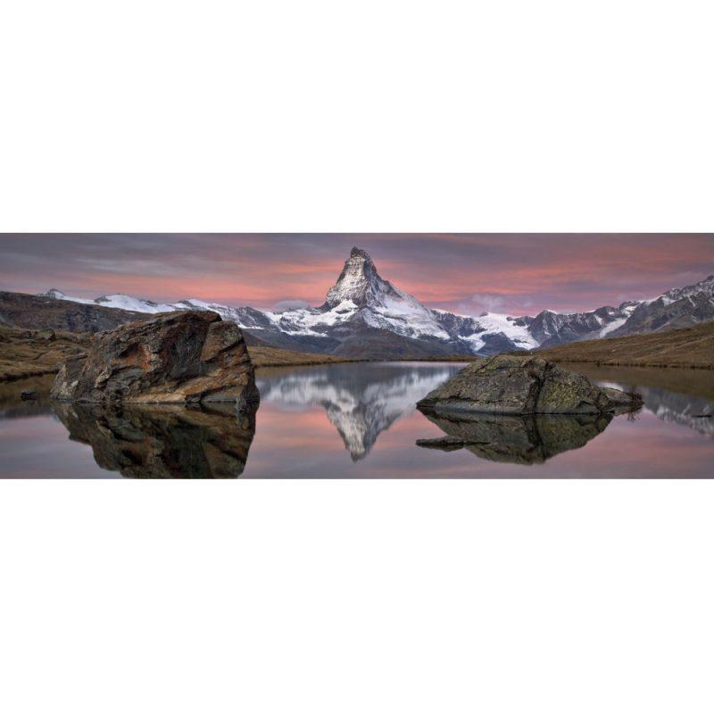 Fototapet peisaje varful Matterhorn