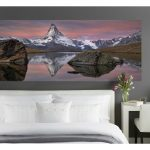 Fototapet Peisaje - Varful Matterhorn Interior