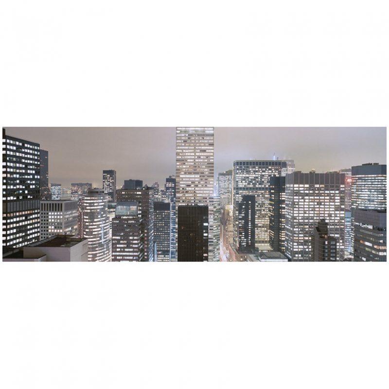 Fototapet urban cu peisaj din New York