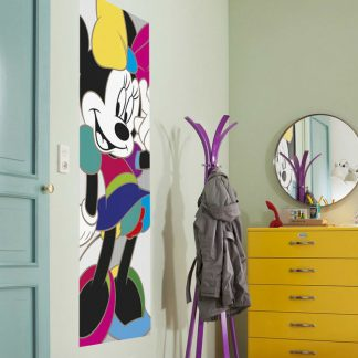 Fototapet pentru usa - Minnie Mouse Interior 1