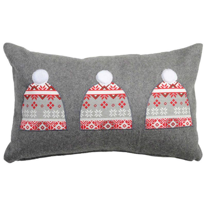 Perna decorativa lana - Caciulite de Iarna Produs