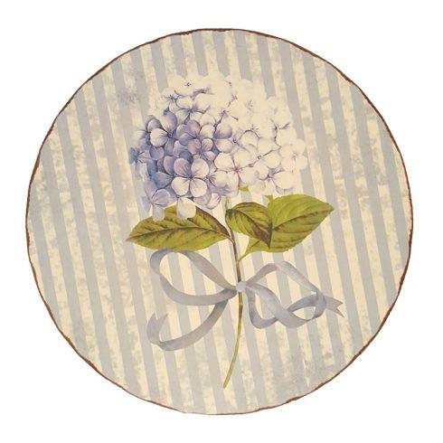 Suport vase din lemn - Hortensie Bleu - Catalog