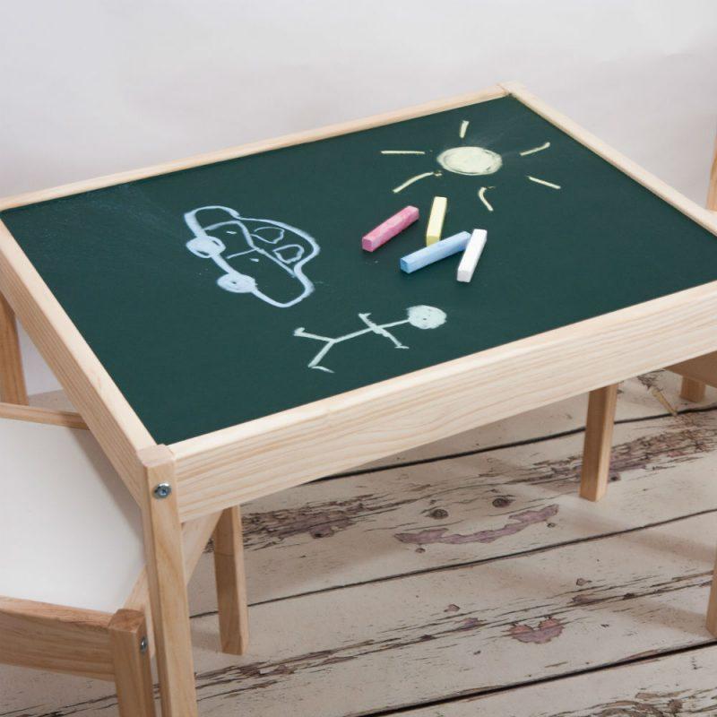 Autocolant tabla de scris cu creta