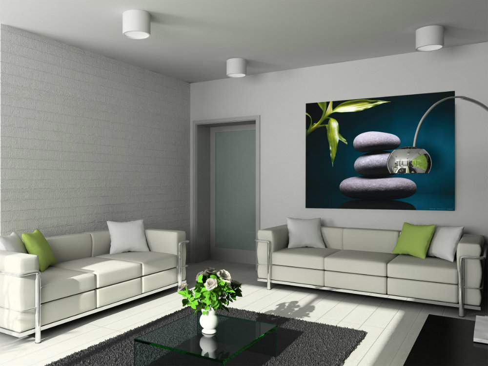 Feng Shui - Pietre pentru Relaxare - Interior