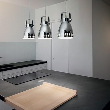 Lampa suspendata - Presa Aluminiu - Interior