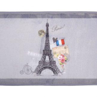 Covoras pentru baie Tour Eiffel - Metropole