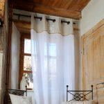 Perdea alba rustica Chambord catalog